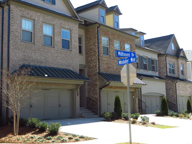 Harlow Roswell Townhome Community (10)