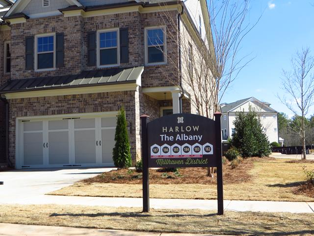 Harlow Roswell Townhome Community (20)