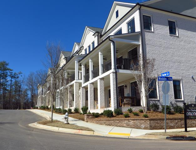 Harlow Roswell Townhome Community (3)