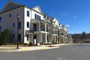 Harlow Roswell Townhome Community (12)