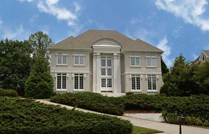 Alpharetta GA Home In THornberry Neighborhood