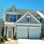 Windward Square Attached Homes / Townhomes In Milton GA By Pulte