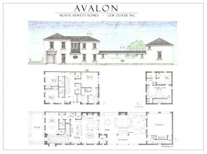 Avalon Real Estate on Avalon Alpharetta Estate Home By Monte Hewett Homes     North Fulton