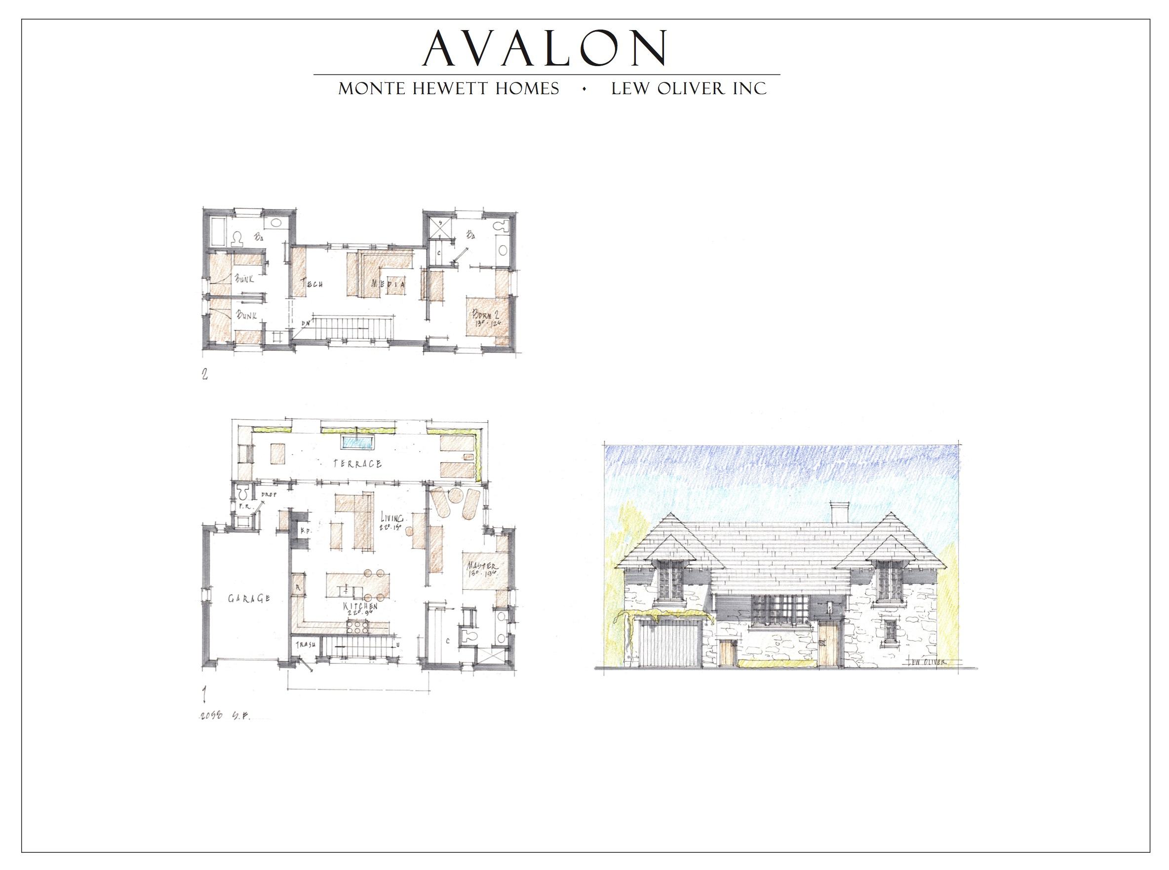 Avalon alpharetta homes home review for Avalon home builders