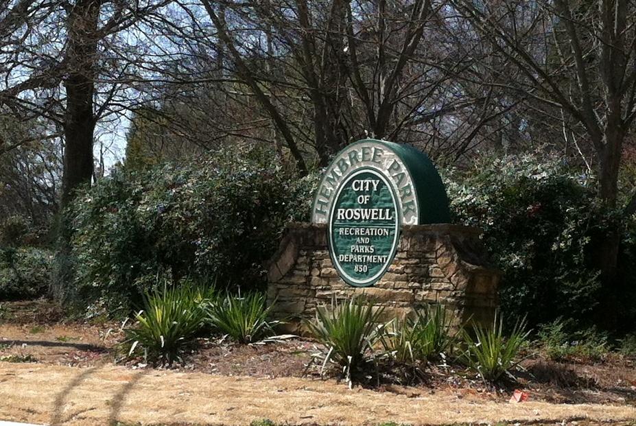 Waller Park Roswell ga Roswell ga Community Park 5