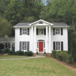 Sandy Springs Homes In Brandon Mill Woods