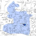 Alpharetta Elementary Zone Map