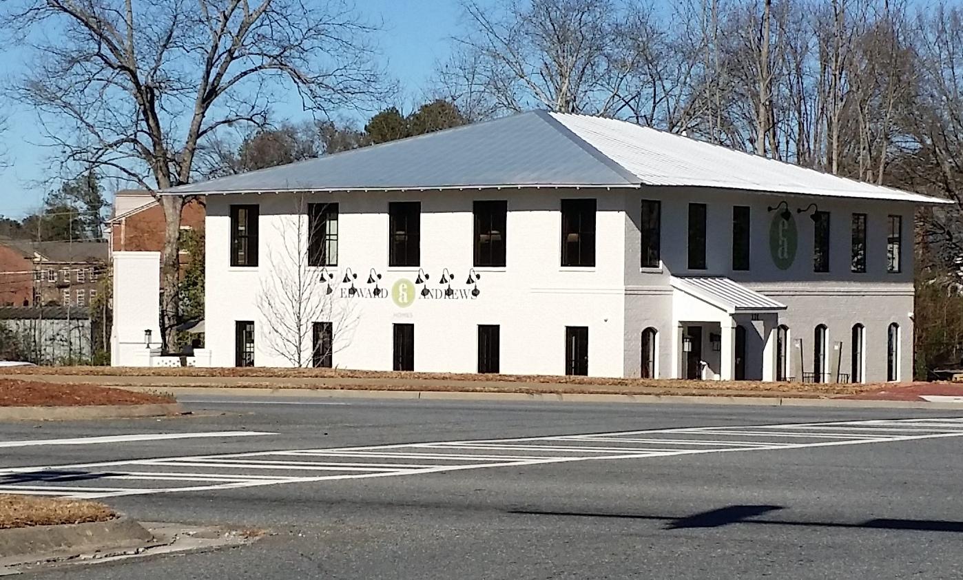 Edward andrews homes design center moves to alpharetta ga for Georgia builders