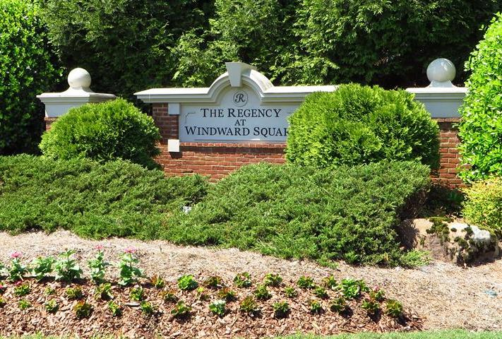 Milton Georgia Townhome Community