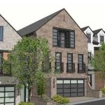 John Wieland Townhomes Overture on Encore