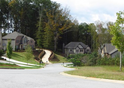 Alpharetta Homes In Gated Neighborhood Of Castille