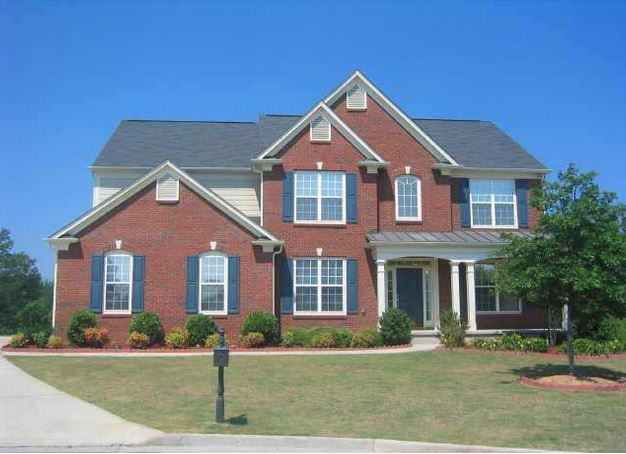 Blackstone Suwanee GA House