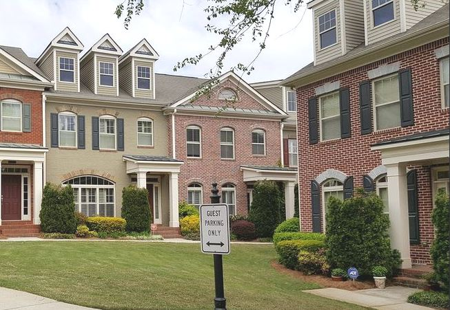 Attached Town Homes In Abberley Towneship