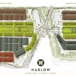 Roswell Townhome Community Of Harlow By Edward Andrews