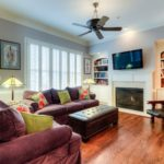 Townhome For Sale In Academy Park Alpharetta