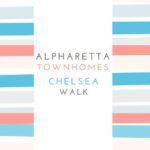 Chelsea Walk Providence Group Alpharetta Townhomes