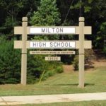 North Fulton GA Milton High School