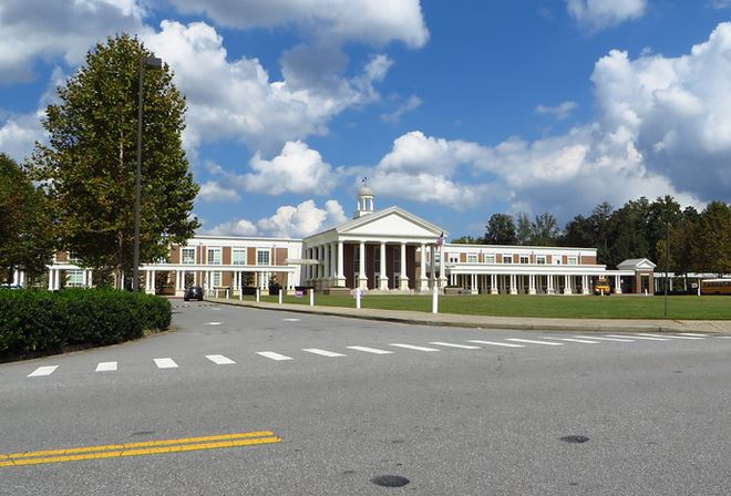 Milton GA High School-Milton High